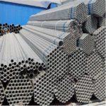 process steel pipe